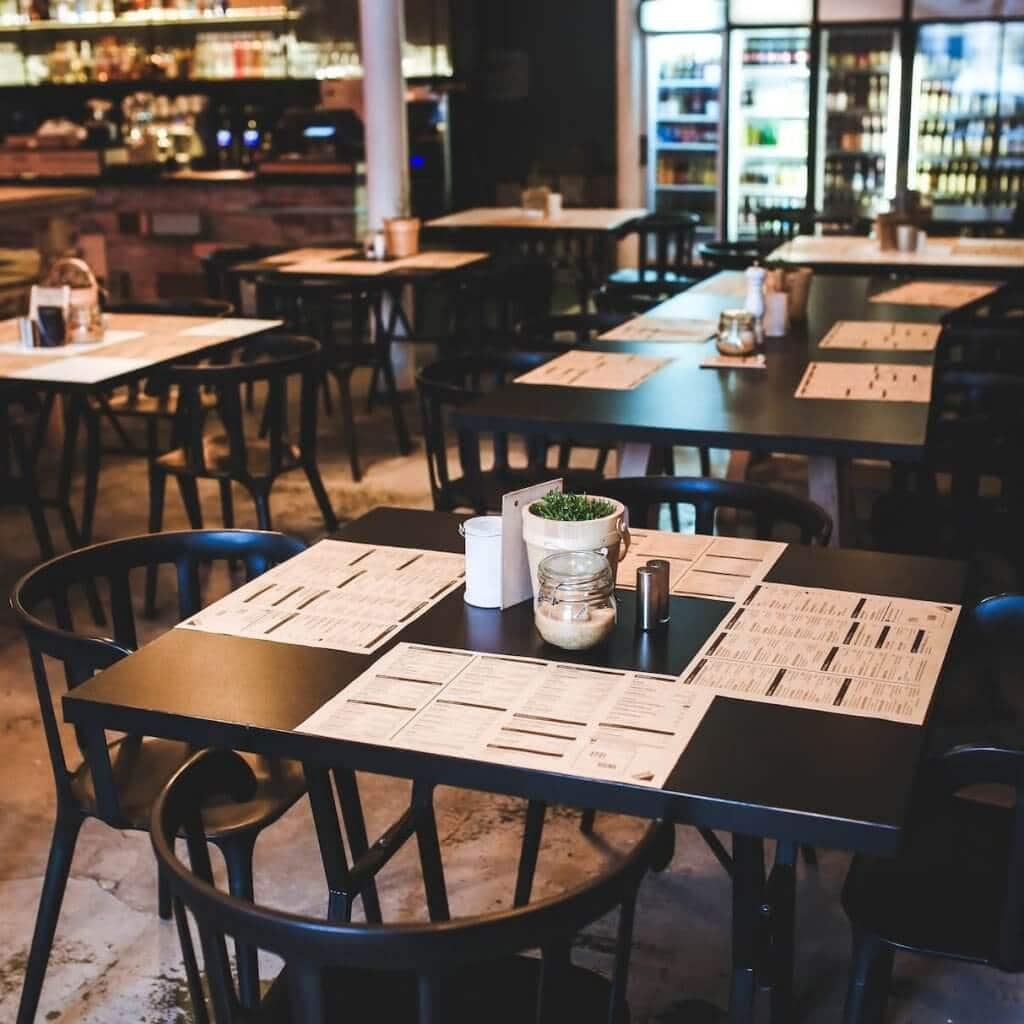 Skapa en trivsam restaurangmiljö