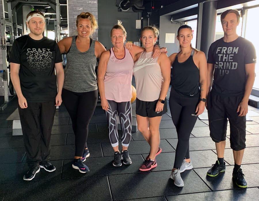 Ancons träningsgrupp