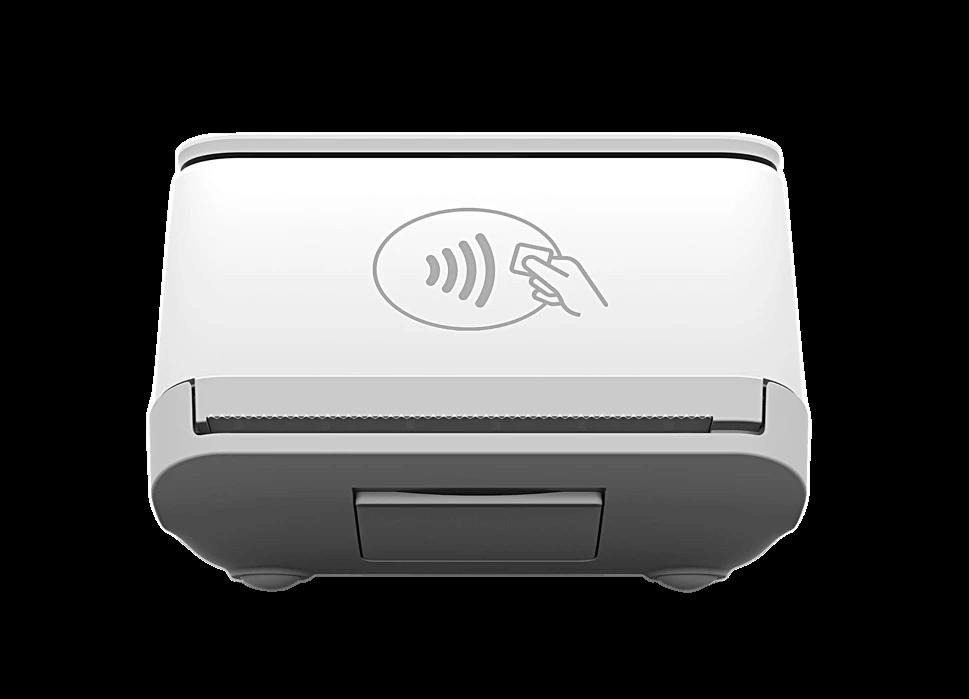 G2 Mobile POS NFC-Bild på kassasystem för restauranger