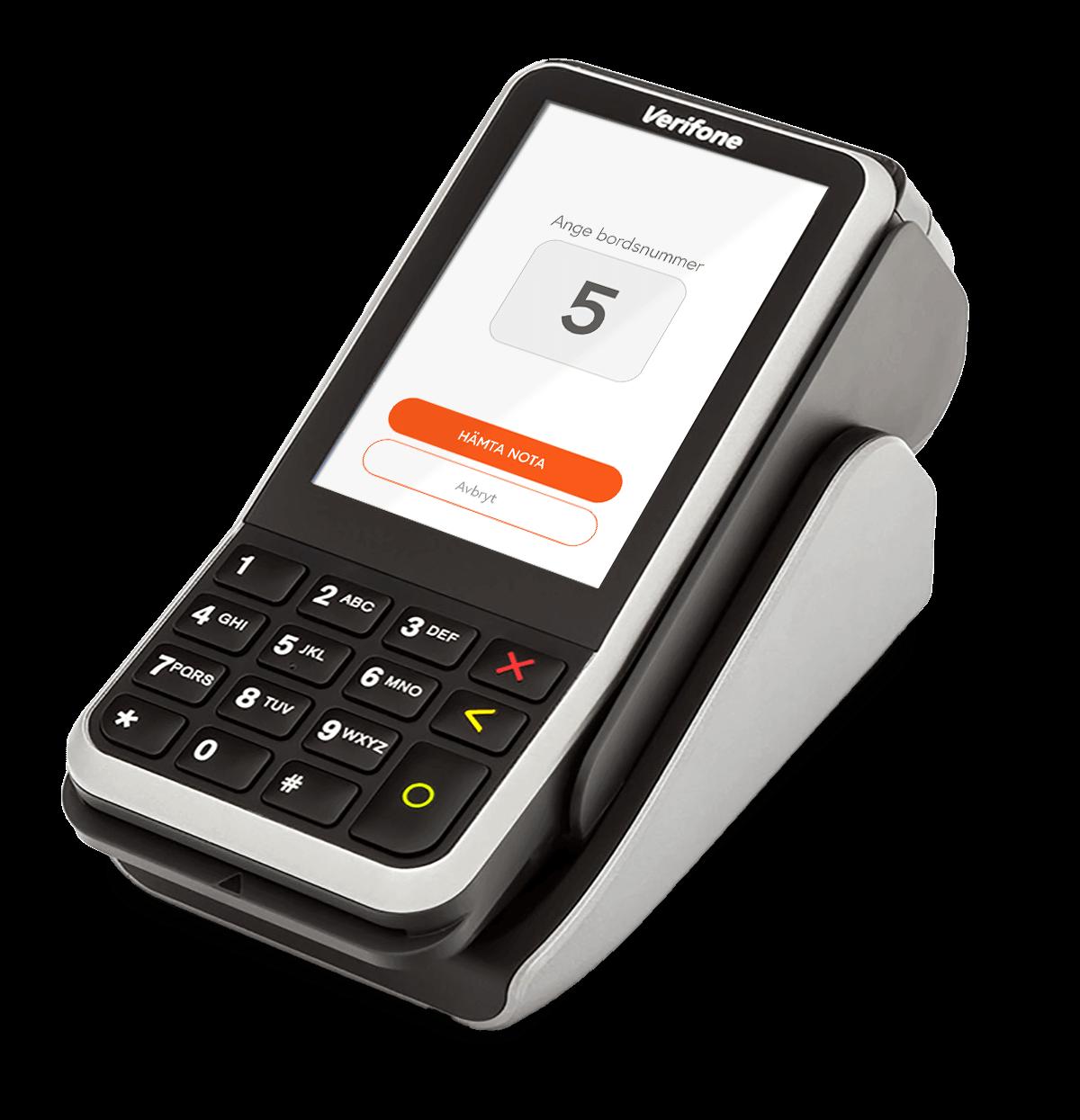 Verifone V400M betalningsterminal