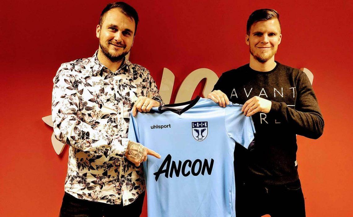 Ancon Lysekils AIK sponsor