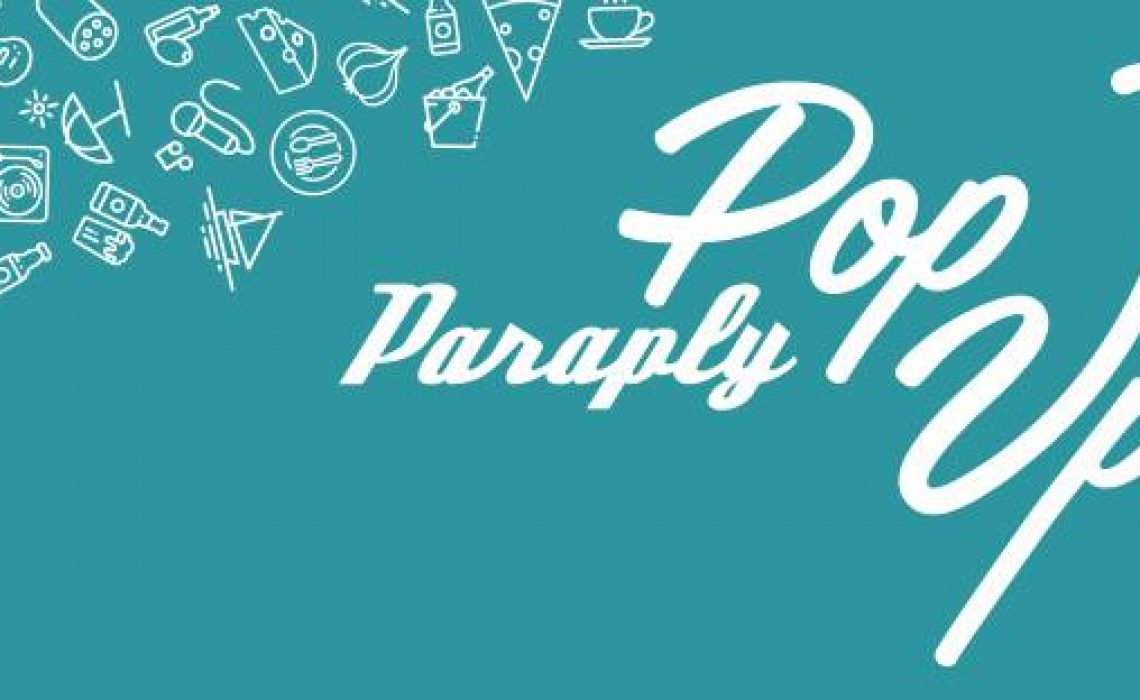 paraply pop up